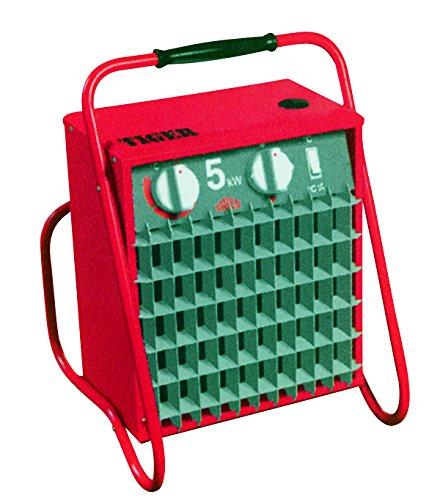 ETHERMA 27645 - P53 CALENTADOR DE VENTILADOR PORTATIL  2 5 KW / 5 KW 400 V