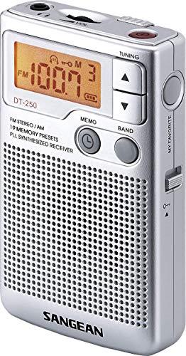 Oferta de Sangean DT-250 - Radio, plateado