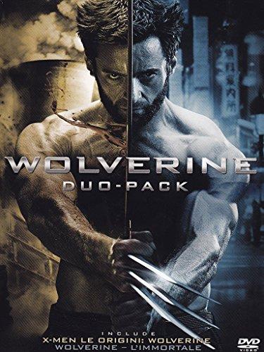 Wolverine - L\'Immortale + X Men Le Origini Wolverine (Cofanetto 2 Dvd)