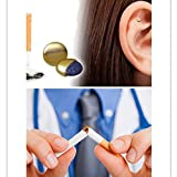 Soledi® Health Care Magnet Quit Smoking Acupressure Patch NO Cigarette Health Therapy Stop