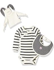 Petit Bateau 2343400000 - Body - À rayures - Mixte bébé