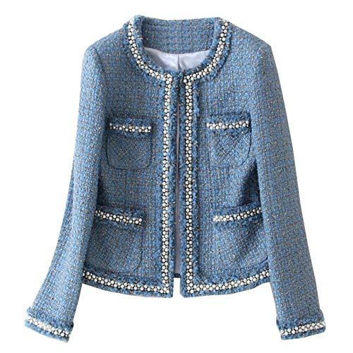 estilo moderno diseñador de moda original de costura caliente Chaquetas Chanel: Un gran aporte al mundo de la moda ...