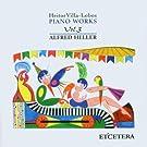 Heitor Villa-Lobos: Piano Works Volume 3 by Alfred Heller - piano (2006-10-01)
