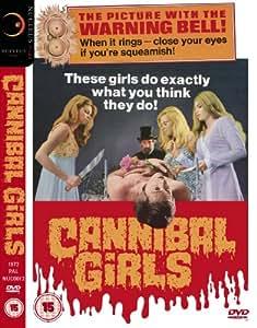 Cannibal Girls [DVD]