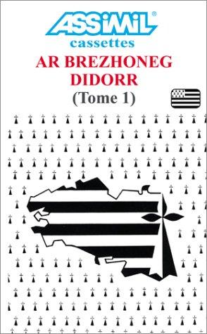 Ar brezhoneg didorr, tome 1 (coffret 3 cassettes)
