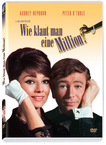 Dvd Men Mystery (Wie klaut man eine Million?)