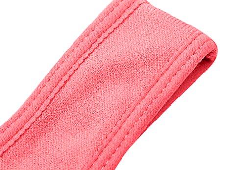 Reka -  Reggiseno sportivo  - Donna 1*Wassermelone rot, 1*dunkelblau ,1*violett