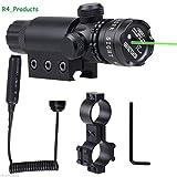 LMJ-CN® Ajustement extérieur verte visée laser fusil laser portée avec gratuits Dovetail montage 8 chiffre monte