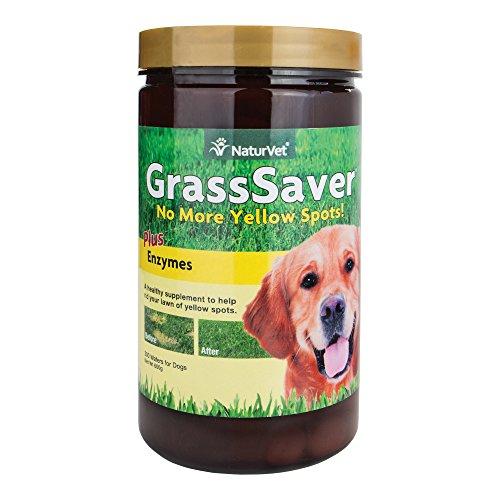 Naturvet Grasssaver Hund Zuschlag Von Gelb Rasen Loszuwerden Flecken 300 Wafern