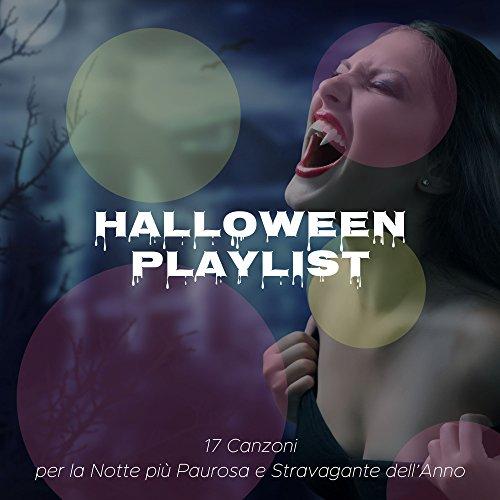 17 Song per la Notte più Paurosa e Stravagante dell'Anno (Halloween-party-songs-playlist)