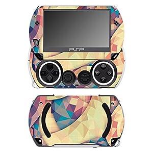 Disagu SF-14232_1233 Design Schutzfolie für Sony PSP Go Motiv Abstrakt 04″ klar