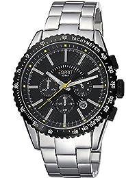 Esprit Herren-Armbanduhr Calibre Chronograph Quarz Edelstahl ES104031006