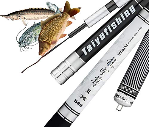 laselectionfishing Canne au Coup Gros Poissons (5.4)