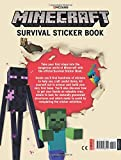 Minecraft Survival Sticker Book: An Official Minecraft Book From Mojang