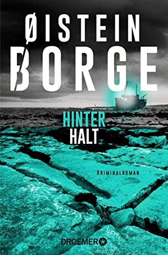 Buchseite und Rezensionen zu 'Hinterhalt: Kriminalroman' von Øistein Borge