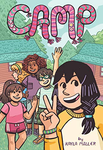 Raina Telgemeier and Frazzled fans, rejoice! Author-illustrator Kayla Miller is back with Olive in this emotional and honest story about navigating new experiences, learning to step outside one's comfort zone, and the satisfaction of blazing your ...