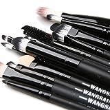 WANGSAURA® Pro Cosmetic Makeup 20pcs Brushes Set Powder Foundation Eye shadow Eyeliner Lip Brush Tool Bild 1