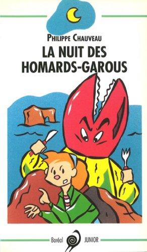 La Nuit des homard-garous