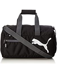 Funda PUMA Fundamentals Sports Bag, Black, 40 x 19 x 20 cm, 15 litros, 073501 01