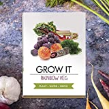 Gift Republic Rainbow Veg Grow It