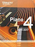 Piano 2015-2017: Grade 4: Pieces & Exercises (Piano Exam Repertoire)