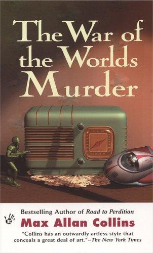 The War Of The Worlds Murder par Max Allan Collins