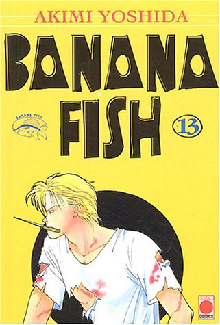 Banana Fish, Tome 13 :