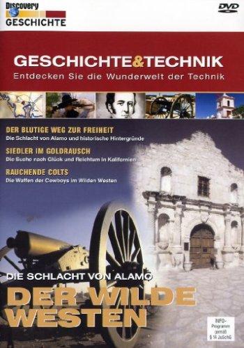 der-wilde-westen-die-schlacht-von-alamo-edizione-germania