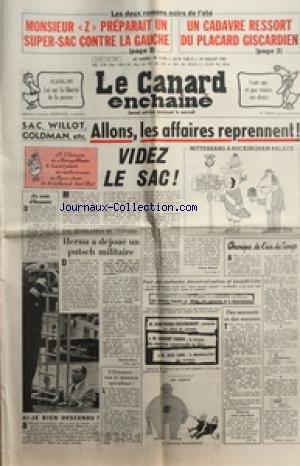 canard-enchaine-le-no-3170-du-29-07-1981-un-cadavre-ressort-du-placard-giscardien-sac-willot-goldman-allon-les-affaires-reprennent-hernu-a-dejoue-un-putsch-militaire-d-39-ormesson-et-la-resistance-sporatique-29-juillet-1881-loi-sur-la-liberte-de-la-presse