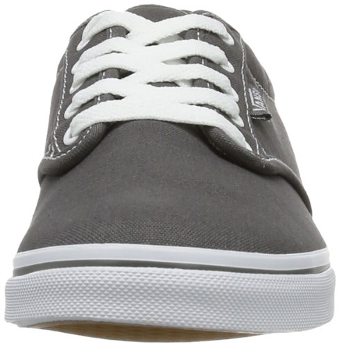 Vans W Atwood Low, Baskets mode femme Gris (Pewter/White)