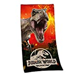 Herding Jurassic World Velourstuch Duschtuch Badetuch Strandtuch 75 x 150cm