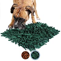 Bella & Balu Snuffle Mat for Dogs - The Grass Serves as an Interactive Search Game, which Stimulates Foraging and Trains your Dog