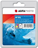 AgfaPhoto APHP351C Tinte für HP OJ5780, 12 ml, farbig