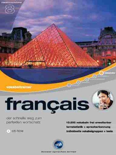 Interaktive Sprachreise V8: Vokabeltrainer Französisch