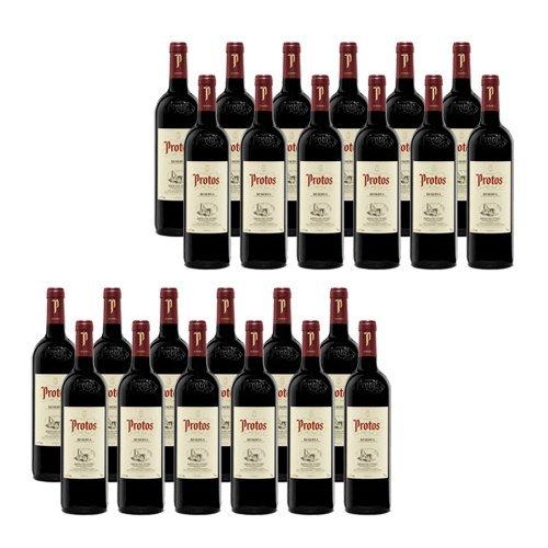 Protos Reserva - Vino Tinto - 24 Botellas