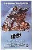 Póster de la película Star Wars: Episodio V-El imperio contraataca-: Style 'B'...
