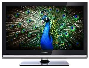"""Thomson 24FT5253 TV LCD avec rétro-éclairage LED 24"""" (61 cm) Full HD 50 Hz DVB-T/C MPEG4 2 ports HDMI CI+ USB 2.0 Noir (Import Allemagne)"""
