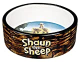 Trixie 25046 Shaun das Sheep Keramiknapf, braun