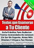 Copywriting en Internet. Textos que enamoran a tu cliente ideal: Guía práctica para redactar textos comerciales en la red que atraigan, eduquen y vendan