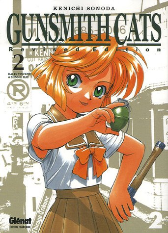 Gunsmith Cats revised Vol.2 par SONODA Kenichi