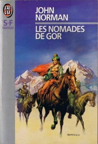 Les nomades de Gor par John Norman