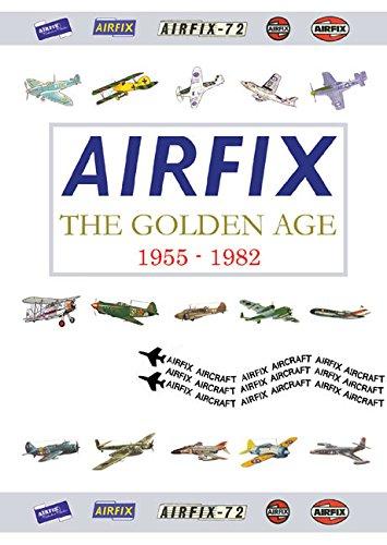 Airfix the Golden Age 1955-1982 por Didier Palix