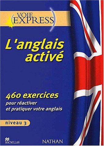 Spécial anglais, niveau 3