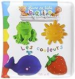 L'imagerie des bébés bain - Les couleurs