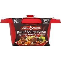 William Saurin - Les cocottes Boeuf bourgignon La cocotte de 400g - Prix Unitaire - Livraison Gratuit Sous 3 Jours