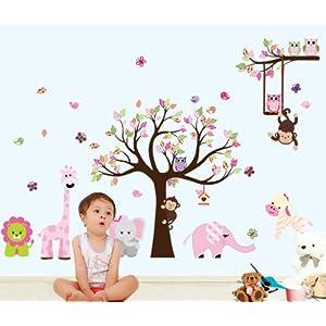Wandsticker Kinderzimmer Mädchen günstig online kaufen ...