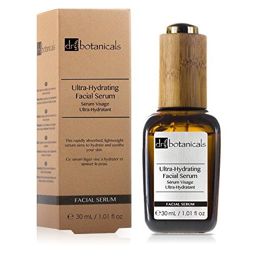 Hydrating Macadamia-Öl (Dr Botanicals Ultra-Hydrating Facial Serum, 1er Pack (1 x 30 ml))