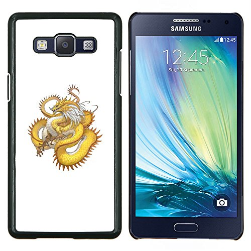 skcase-center-coque-housse-case-etui-cover-or-yellow-dragon-serpent-long-tail-samsung-galaxy-a5-a500