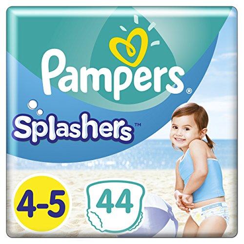 Pampers splashers Taglia 4–5, confezione da (4X 11USA E GETTA di SCHW immwindeln)