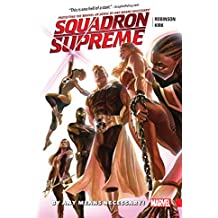 Squadron Supreme Vol. 1: By Any Means Necessary! (Squadron Supreme (2015-2017))